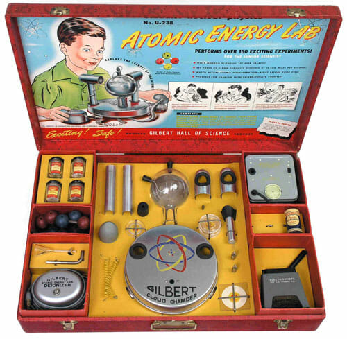 Atomic-Energy-Lab1